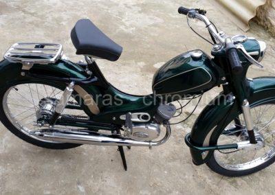 Μοτοποδήλατο Sachs